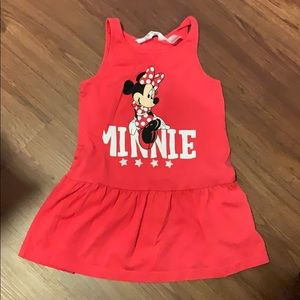 H&M Minnie Mouse dress 1 1/2-2year old